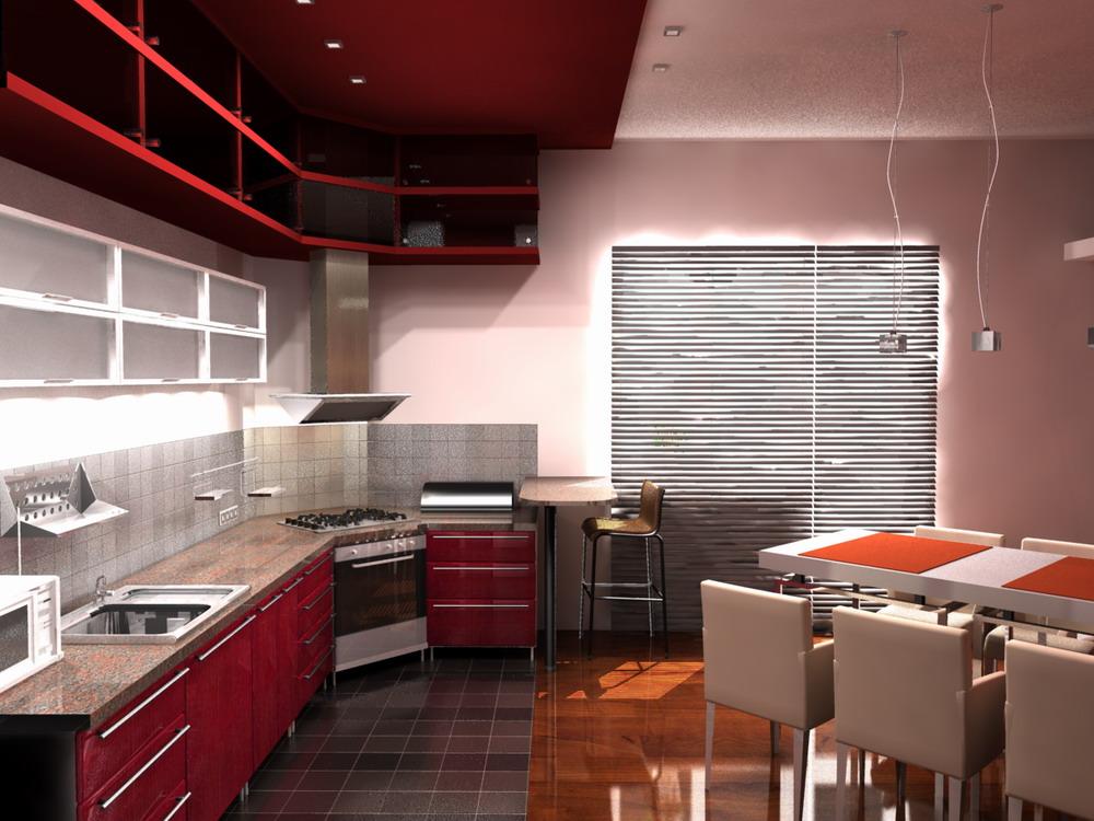 Секрета для красивого кухонного