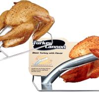 Turkey Cannon сократит время приготовления индейки!