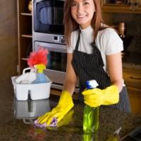 Советы по уборке кухни