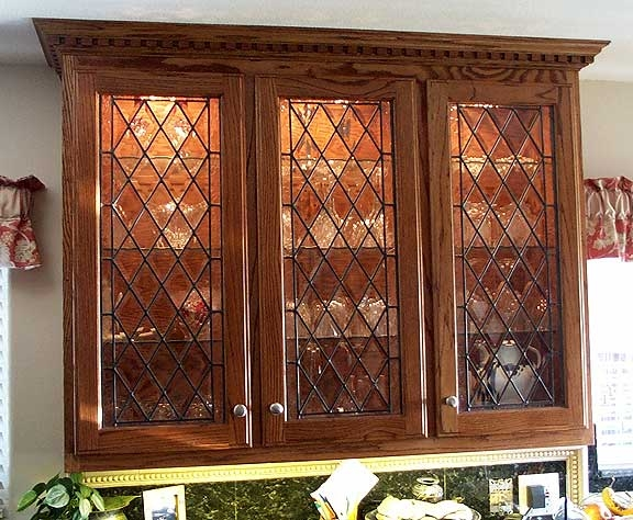 leaded glass cabinet door inserts cabinet doors