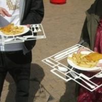 Пикники с новым приспособлением Snap and Dine