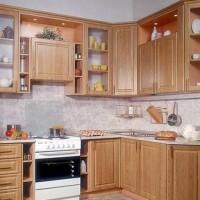 Модные направления в дизайне кухонь 2009