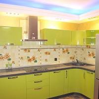 Освещение вашей кухни