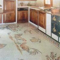 Покрытие кухонного пола