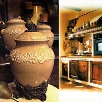 Итальянский стиль бистро для Вашей кухни.
