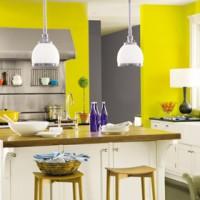 Выбор цвета для кухни.